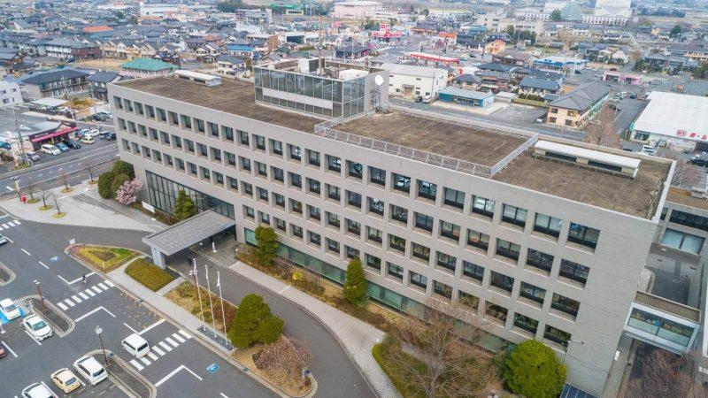 加須市役所と防災協定を締結いたしました。
